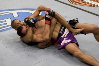 【UFC94】ハワード、ウィルソンのお株奪って判定勝ち