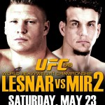 【UFC98】5/23 レスナー×ミアーの再戦が正式決定