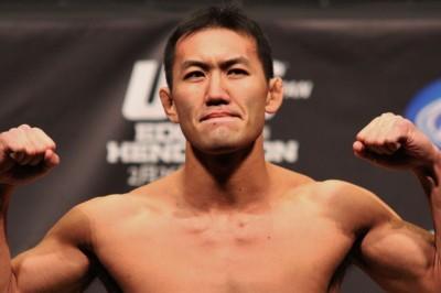 【UFC150】岡見勇信、UFC発祥の地でルイス・カーニと復帰戦
