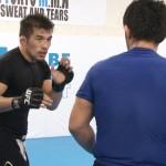 【動画】佐藤豪則、UFC初陣でエリック・シウバと対戦