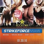 【Strikeforce】元WWEラシュリー&元NFLウォーカー出場