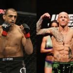 【UFC FX06】豪州版TUFコーチ対決、ソティロパロス×ピアソン