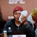【UFN34】メイン出場のイム・ヒョンギュら5人の談話