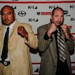 【K-1 Global】公式記者会見、ヘビー級出場ファイターたちのコメント