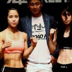 【RFC Korea03】クォン・アソル、またも体重大幅オーバー……