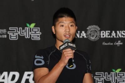【RFC13】クォン・アソル「中村選手の医療費を心配します」