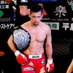 【Pancrase258】石渡伸太郎 「もっと強くならないと話にならない」