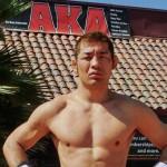 【UFC MACAO】福田力インタビュー(01)「船乗りじゃないんですが…」