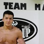 【UFC MACAO】カン・ギョンホ(01)「戦極のときより3倍強くなっている」