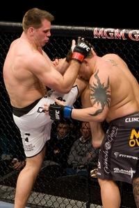 【UFC92】ハードンク、ヴェッセル一蹴
