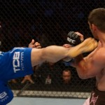 【UFC115】フランクリン、一撃KO勝利も骨折の疑い!?