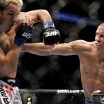 【UFC124】GSPが6度目防衛、コスチェック「GSPはP4P」