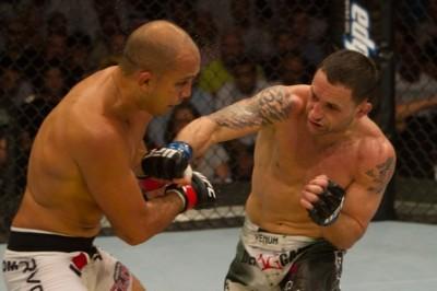 【UFC112】後味悪い二大王座戦、BJ・ペンはまさかの敗戦