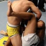 """【UFC106】宇野、""""らしさ""""見せ首の皮一枚残るドロー"""