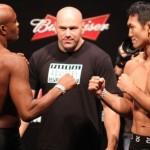 【UFC134】アンデウソン・シウバ×岡見勇信、待ったなし