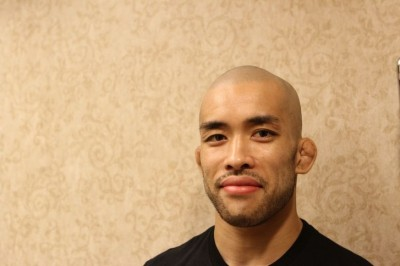 【UFC FUEL04】「KRAZY BEEの距離感はピカイチ」(田村一聖)