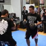 【UFC144】「史上最強のKIDが見られるはず」(クーニャ)