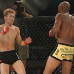 【UFC134】正式発表、アンデウソン・シウバ×岡見勇信