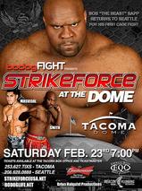 【Strikeforce】ザ・ビースト、米国MMAに殴りこみ