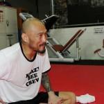 【OFC10】朴光哲(02)「MMAはこういうものって固定概念がある」
