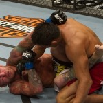 【UFC116】秋山2度目のオクタゴンはレーベンに一本負け