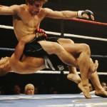 【UFC157】2月23日にユライア×メンジバー、7年振りの再戦