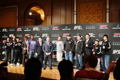 【UFC144】UFC2戦目が日本になった日沖発interview