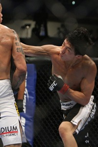 【UFC132】水垣偉弥、強豪相手に白星先行へ向けて