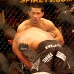 【UFC81】追加カード決定!中村が3度目の出陣!