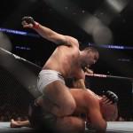 【UFC FOX05】グスタフソン戦でのショーグン、寝技に注目!!