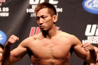 【UFC150】ニック・レンツ戦へ「キツい展開を想定」(光岡映二)