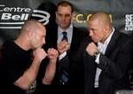 【UFC83】沈着冷静、GSP王座奪取に一片の不安もなし