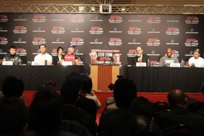 【UFC JAPAN2013】ヴァンダレイ・シウバ、「UFCのパワーを」