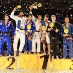 【Copa Podio07】カスティーリョが一本勝ち。帝王ロ、完全制覇