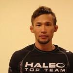 【UFC MACAO】漆谷康宏「間合い、ポイントは距離になります」