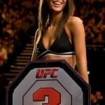 【UFC93】3人目のオクタゴンガール=ローガンに注目