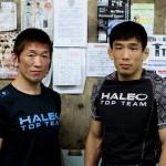【OFC09】バンタム級GP決勝。上田将勝「自分の距離で戦う」