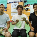 【Interview】塩田Gozo歩(01)、「プロ選手には柔術をさせます」