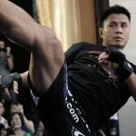 【UFC MACAO】カン・リー(01)「マカオ入りは、試合の2週間前」