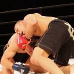 【LFC08】相手の土俵勝負も一本勝ち、川那子王座奪取