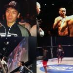 【UFC FX04】計量終了、「映像を見た通り強そうです」と日沖