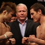 【UFC MACAO】サムライUFCファイター5人とも問題なく計量にパス