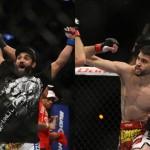 【UFC158】ジョニ・ヘン×コンディットは前後×左右の勝負か?!