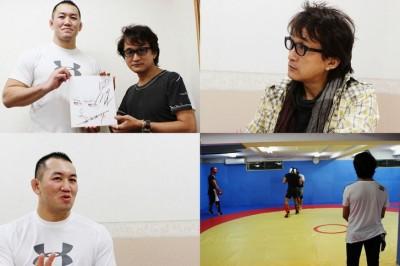 【UFC MACAO】強さとは――板垣恵介×岡見勇信 特別対談(01)