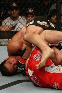 【UFC102】アウレリオ、UFCカムバックもダナムに判定負け