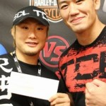 【UFC VERSUS】岡見、試合後のコメント 「次戦は……」