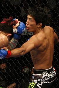 【WEC48】水垣偉弥、拳に思いを乗せハニ制覇へ