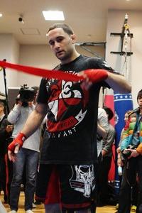 【UFC144】エドガー、「PRIDEの大ファンだった」