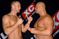 ShoXCで無名の無敗戦士とヒョードルと戦った男が対決