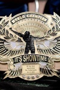 【It's Showtime】カラケス出場へ、85キロ世界戦の行方